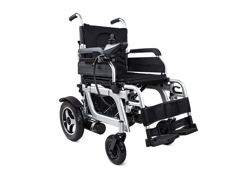 Folding reclining electric Power foldable wheelchair AGEC003
