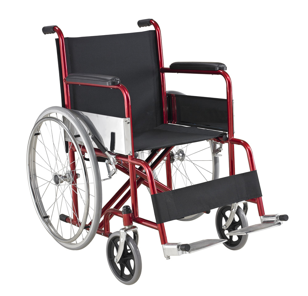 Let's learn about what a steel wheelchair can offer