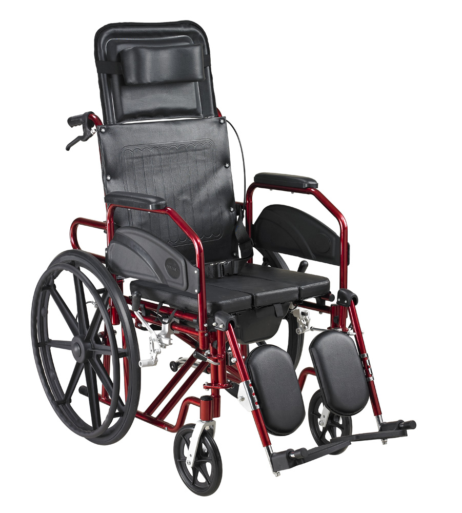 Adjustable Manual Aluminum Medical Wheelchair AGALGC001