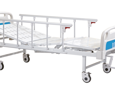 AGHBM009 2-CRANKS MANUAL CARE BED