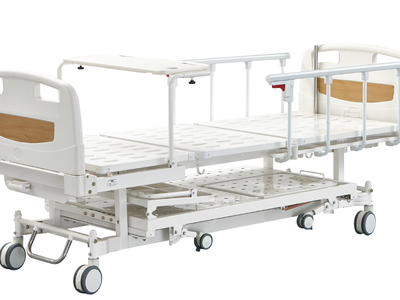 AGHBM014 1-CRANKS MANUAL CARE BED