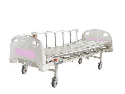 AGHBM015 1-CRANKS MANUAL CARE BED
