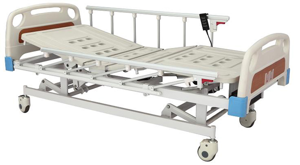 AGHBE010 Three functions electric hospital bed