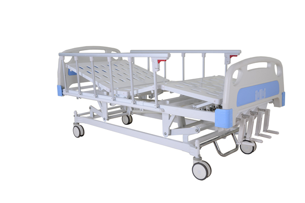 AGHBM001 4-CRANKS MANUAL CARE BED