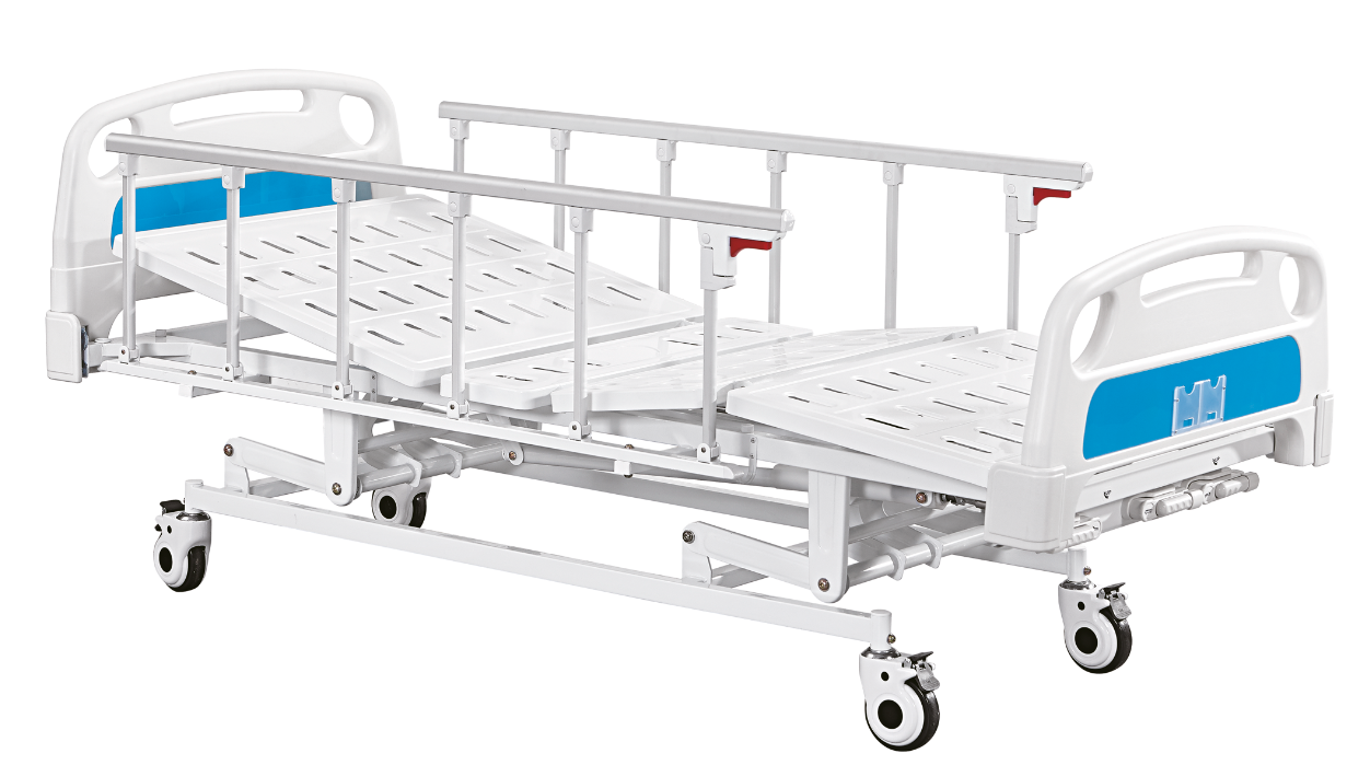 AGHBM006 3-CRANKS MANUAL CARE BED