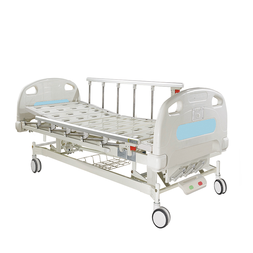 AGHBM006B 3-CRANKS MANUAL CARE BED
