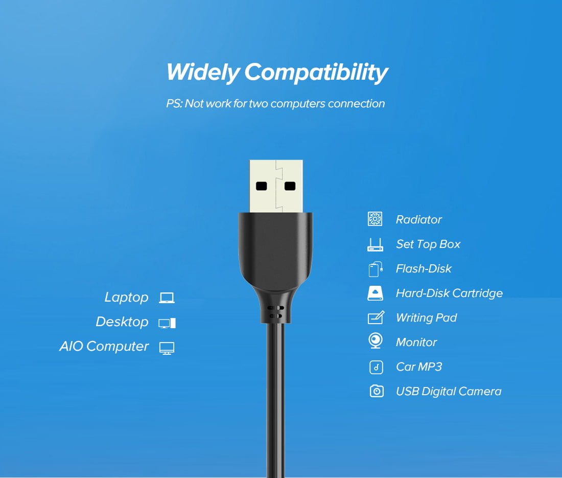 best USB Extension Cable, USB 2 0 Type A Male to Type A Male