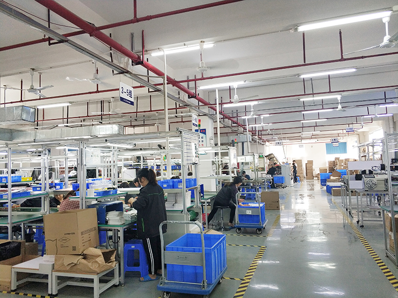 Network Card Production Line