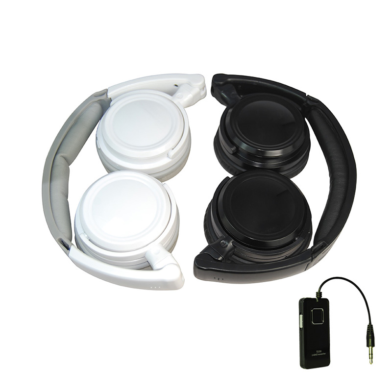 Portable Digital Wireless Headphones