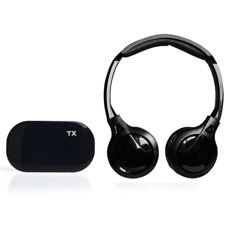 Stereo Wireless TV Headphones