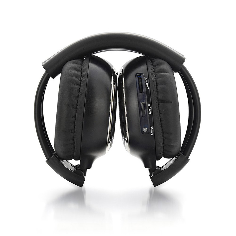 IR Wireless Foldable Headphones