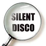 What is silent disco?