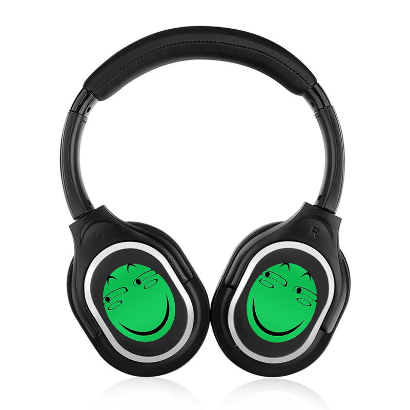 LED Silent Disco Wireless Headphone