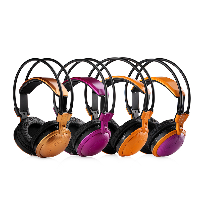 RF Wireless TV Headphone