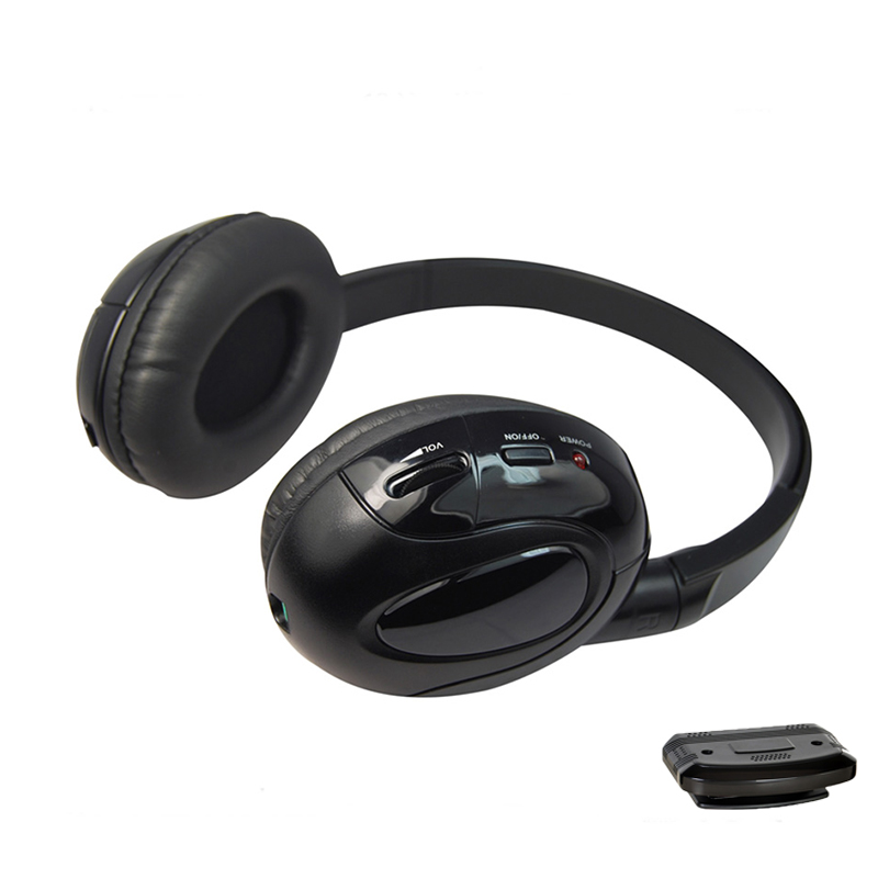 Wireless TV Headphone