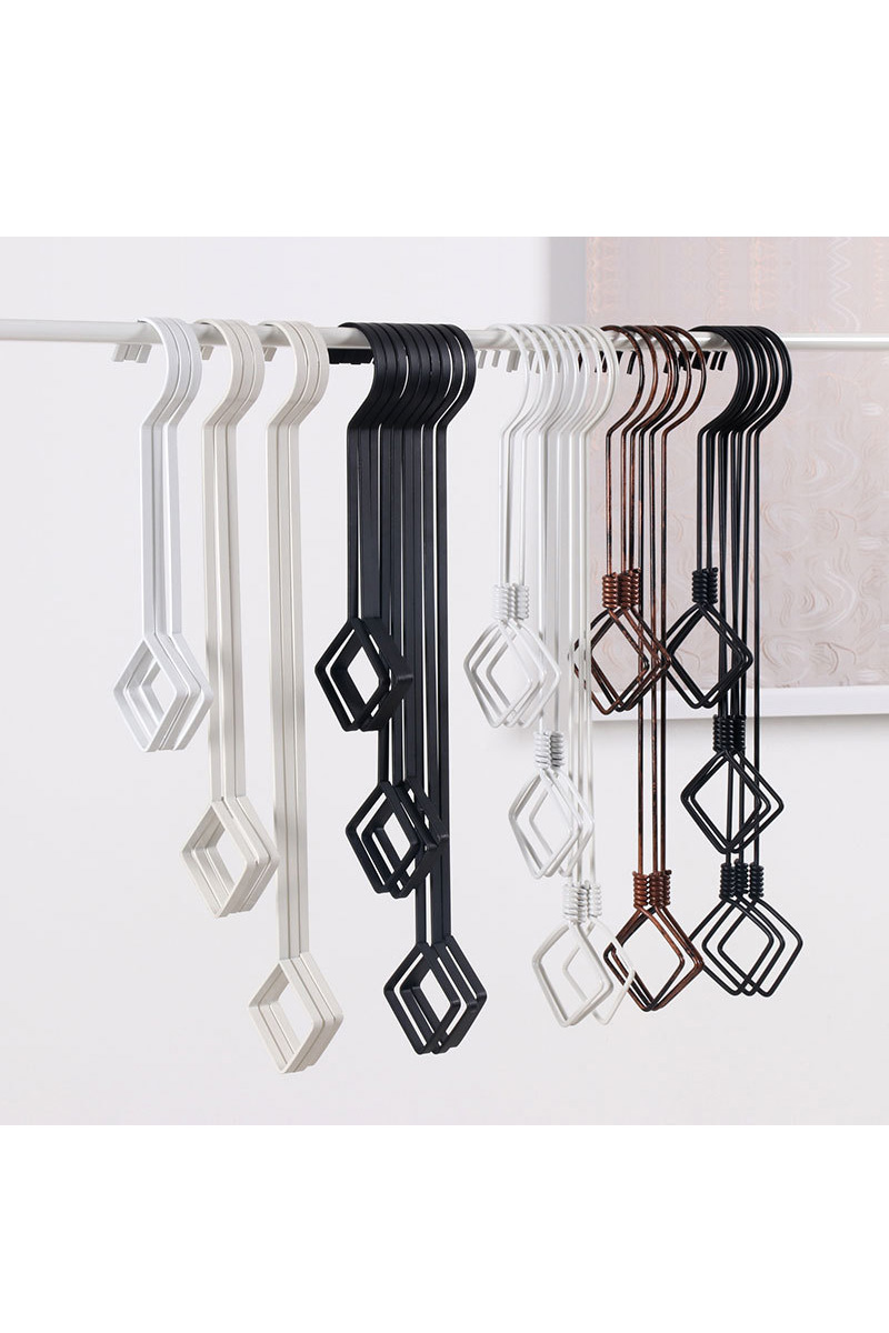 Stainless steels hook home supermarket wardrobe shelf extensions hook for clothing display mannequin(YJR)