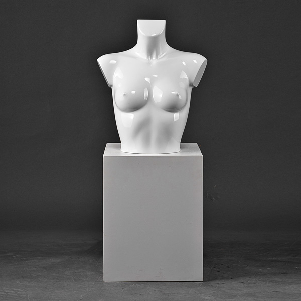 Customized women torso lingerie female mannequin for bra display(HDH)