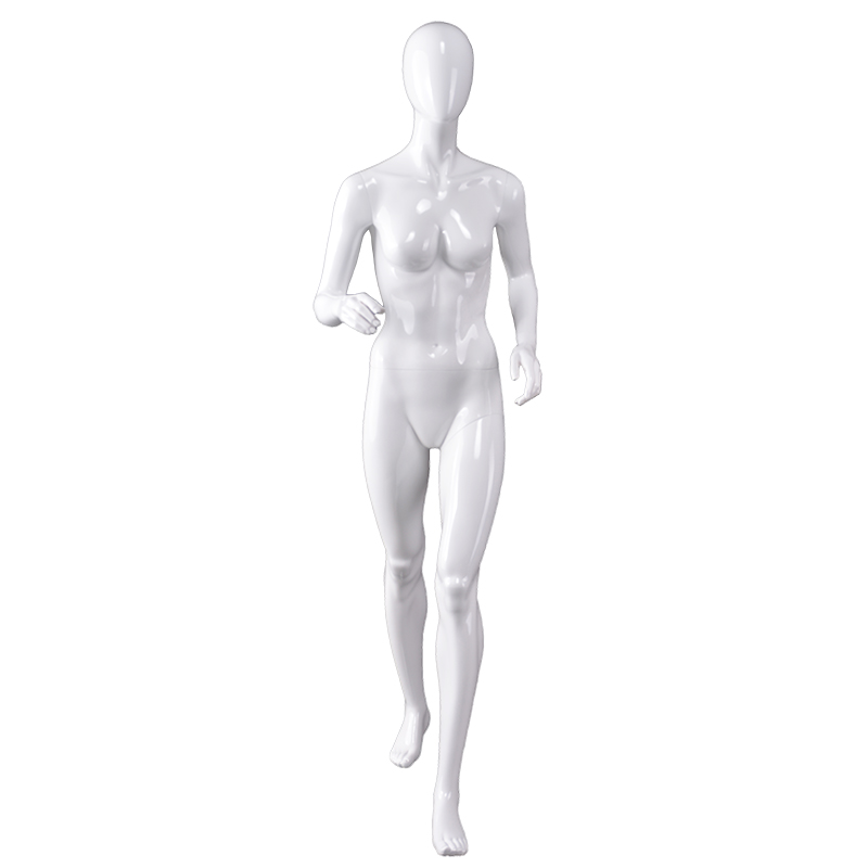 Athletic mannequin display moving sportswear mannequins for sale(IPM)