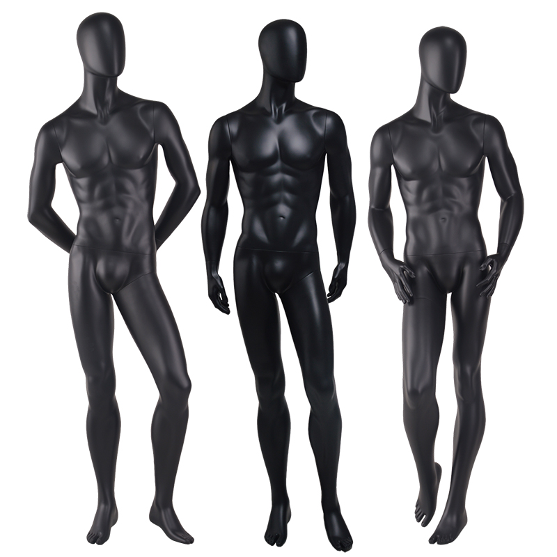 Fashion Window Male Display Mannequin Fiberglass Cheap Male Mannequin For Sale(AM)