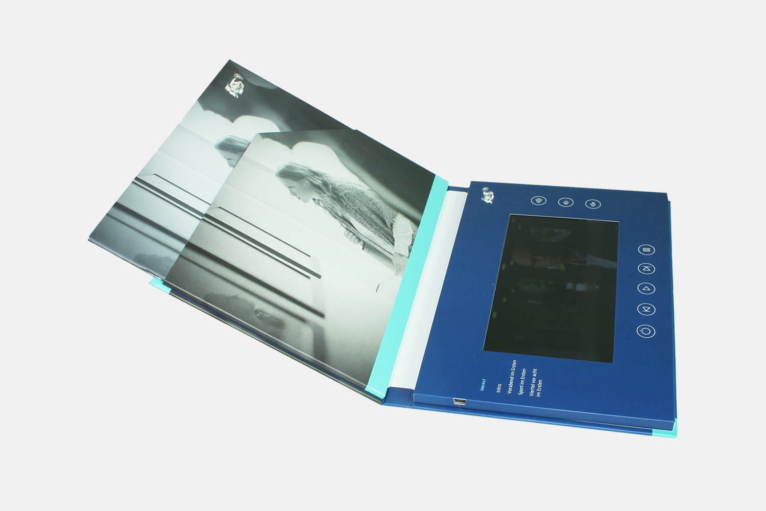 LCD Business Card