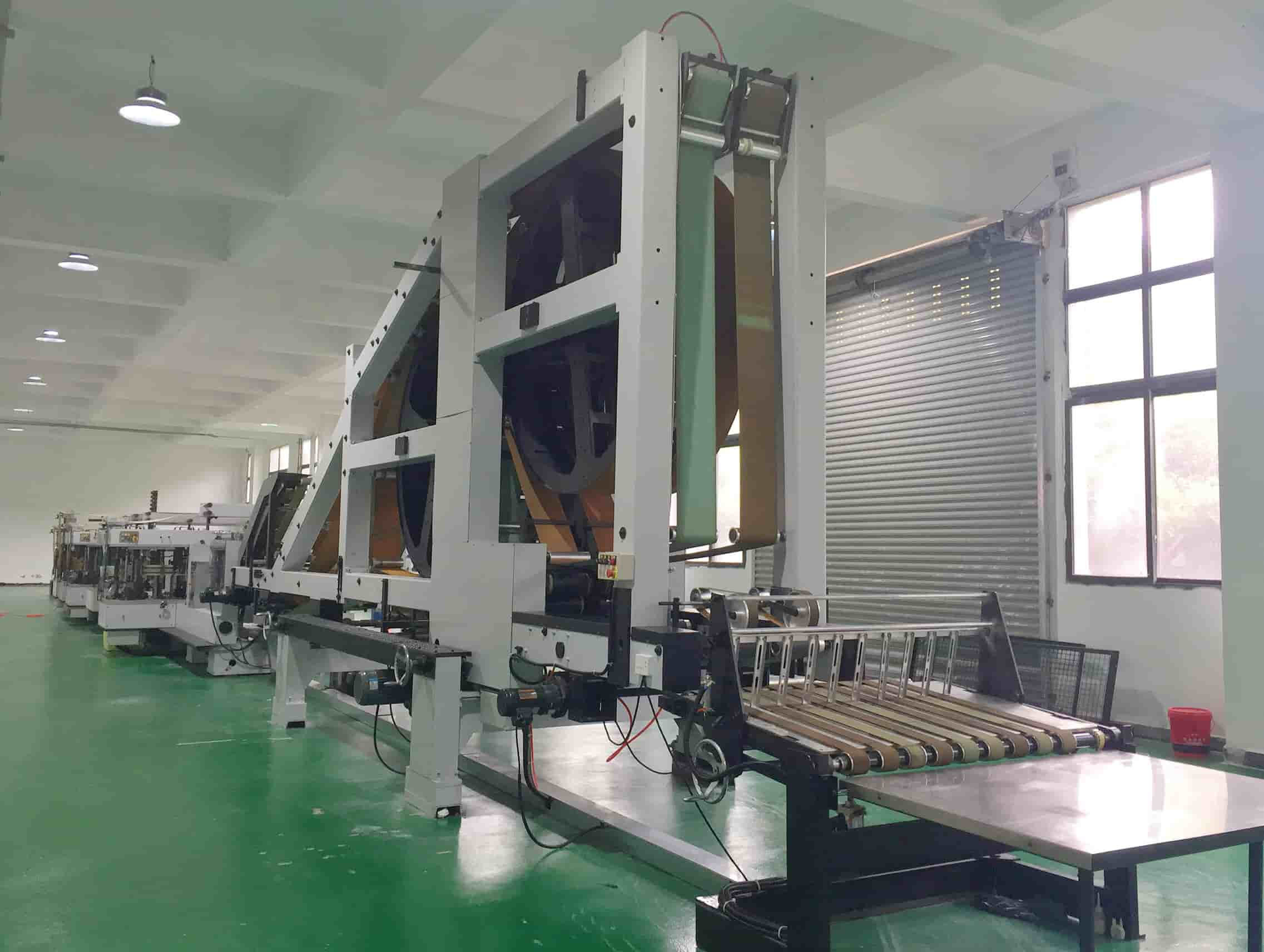 About the introduction of automatic bag making machine