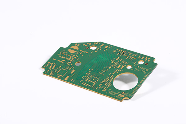6L Edge plated PCB Board