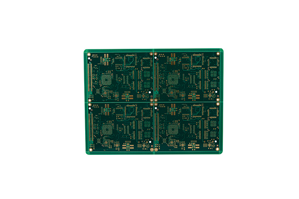 10Layers Multilayer PCB Immersion Gold