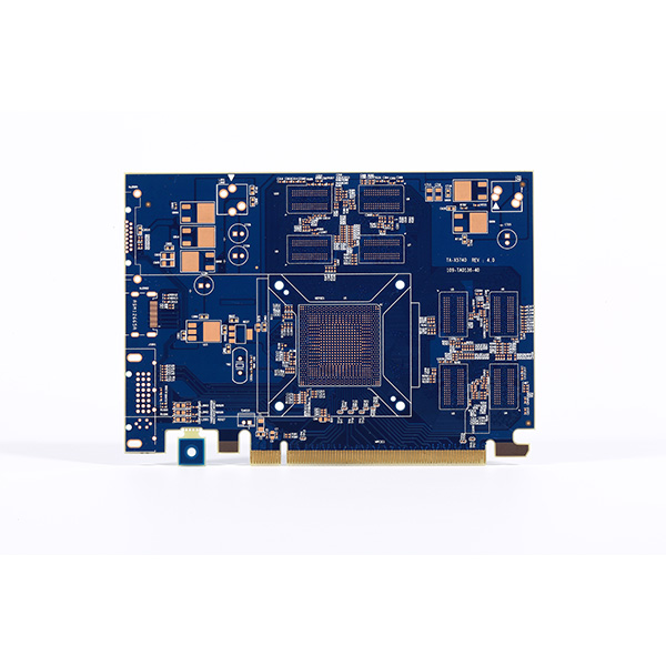 10L BGA Gold Finger PCB Board