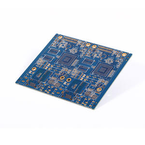 6L BGA Immersion Gold Pcb Board