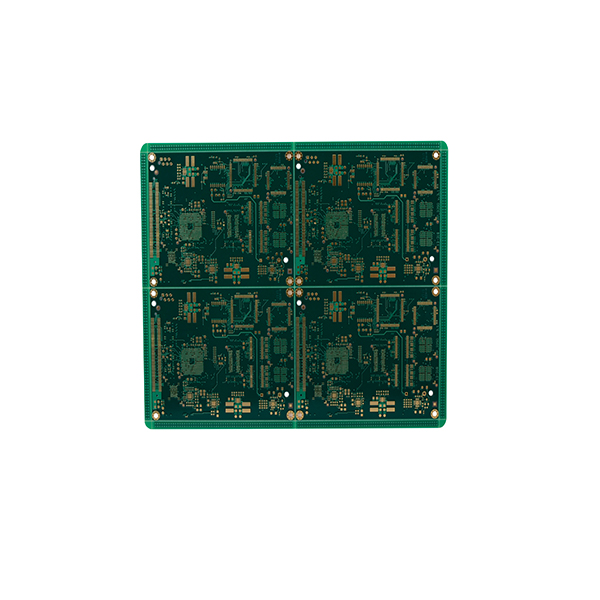 10 Layers Multilayer PCB Immersion Gold