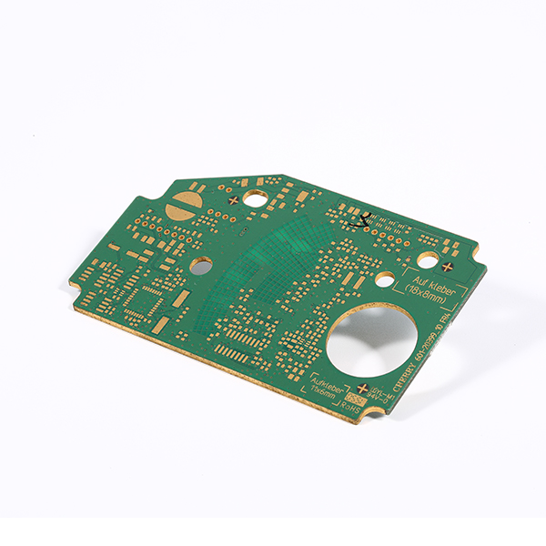 6L Edge-plated PCB Board