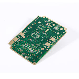 6L Immersion Gold Edge-plated Pcb Board
