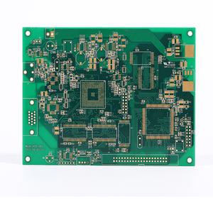4Layers BGA Immersion Gold pcb board