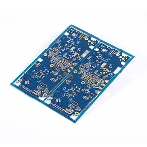 4 Layers Immersion Gold PCB For Communiaction