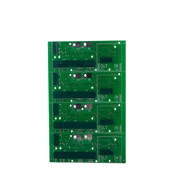 Blue Peelable Mask 2L HASL PCB Board