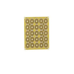 1L Immersion Gold PCB for Digital Camera Film