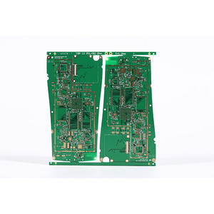 10L BGA Impedance Control PCB Board for Tele-communication