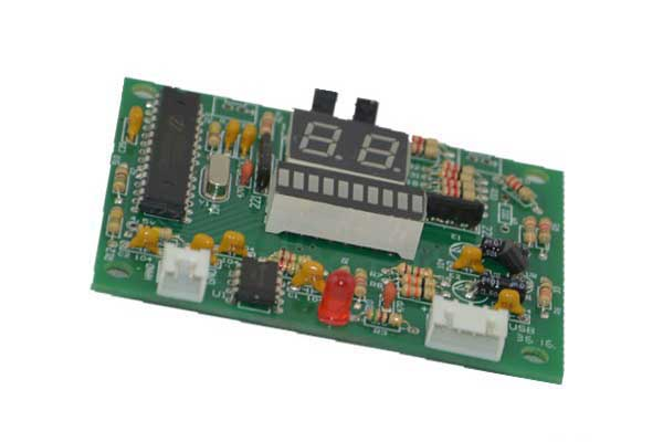 Smt battery monitor pcb board