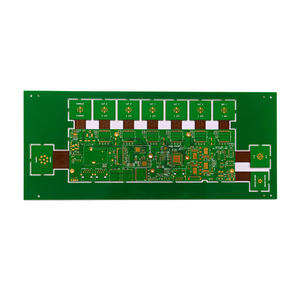 customized rigid flex pcb flexible circuit board for Tele-communication
