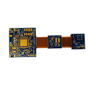 2Oz Flex-rigid Printed Circuit Board for Tele-communication