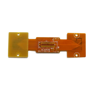 4 Layers Flex-rigid PCB ENIG