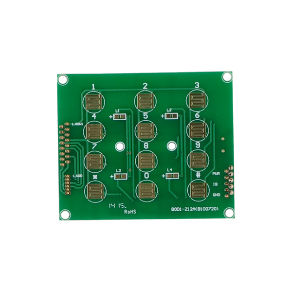 2L 4oz Heavy Cooper PCB Board