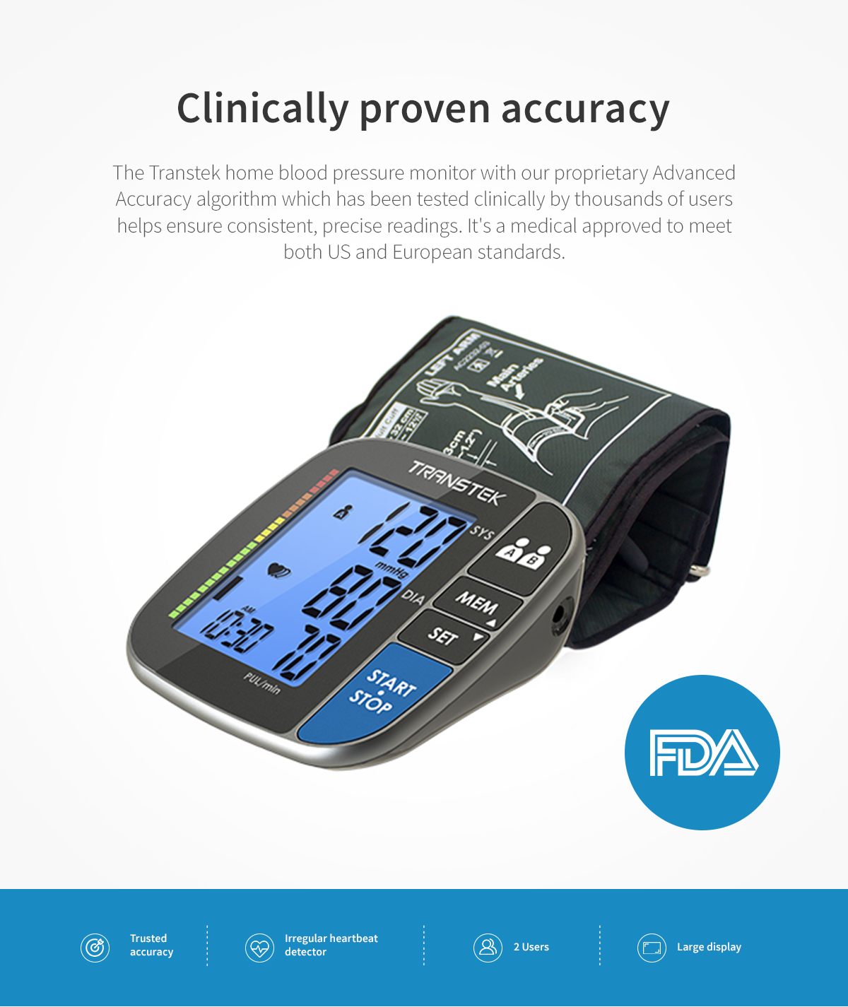 china-supplier-accurate-blood-pressure-monitor-TMB-1873-competitive-price