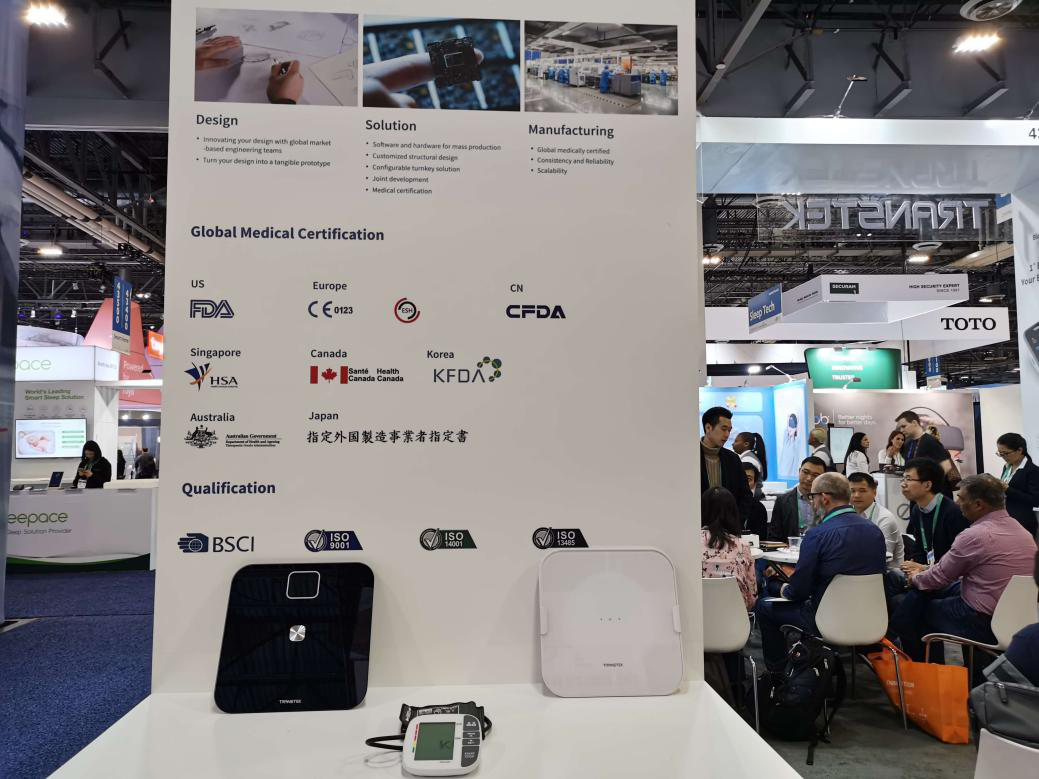 Transtek at CES2020-3