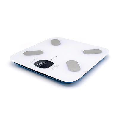 Portable Slim Bluetooth Bathroom Scale GBF-1714-B