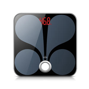 China supplier G-sensor digital body fat scale LS208-F supplier