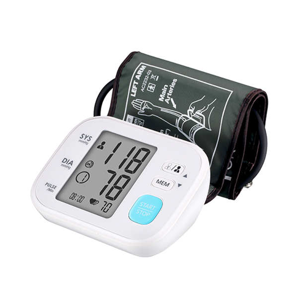 Home Use Life Source Blood Pressure Monitor TMB-1776