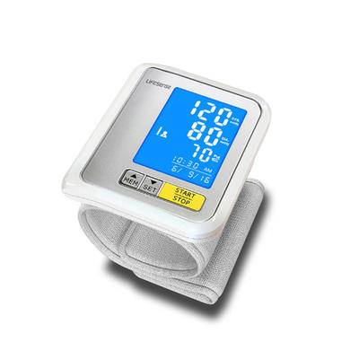 How to use your digital blood pressure monitor at home