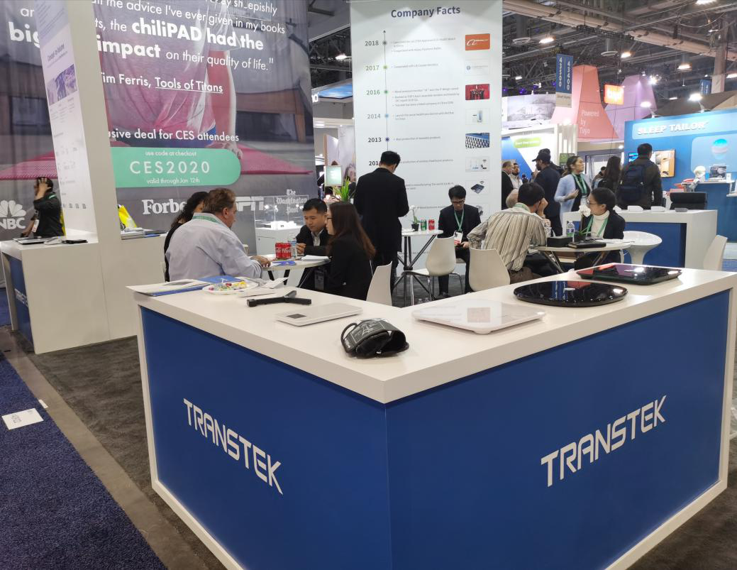 Transtek At CES2020