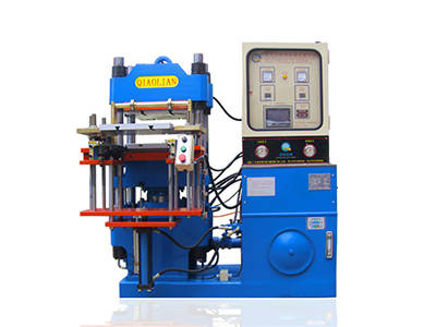 2RT silicone hydraulic press molding machine